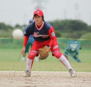 ソフトボール,初心者,練習方法