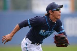 外野手,ソフトボール